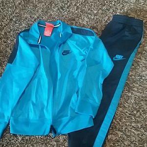 Nike Matching Sets - Boys Nike running suit